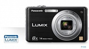 CES 2010: анонс фотокамер Panasonic LUMIX FH Series